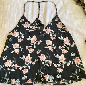 FOREVER 21 FLORAL TOP